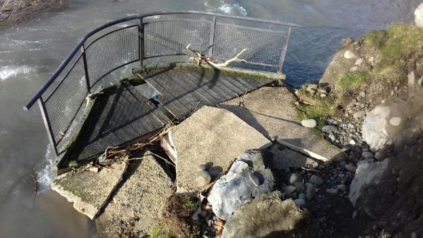 Rappel : l'accès du lac de Soues jusqu'au pont de la RD92 est interdit