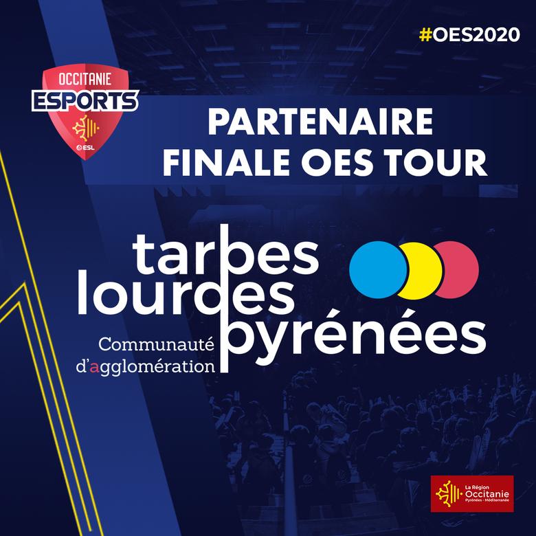 La CATLP s'associe à Occitanie Esports Tour Online pour sa grande finale nationale.