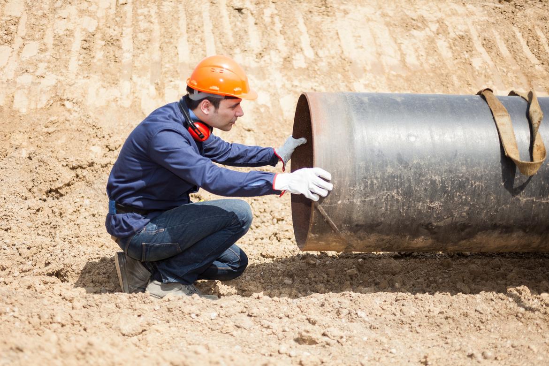 Information du Service communautaire de l'eau et de l'assainissement Travaux réseau d'assainissement à Orleix