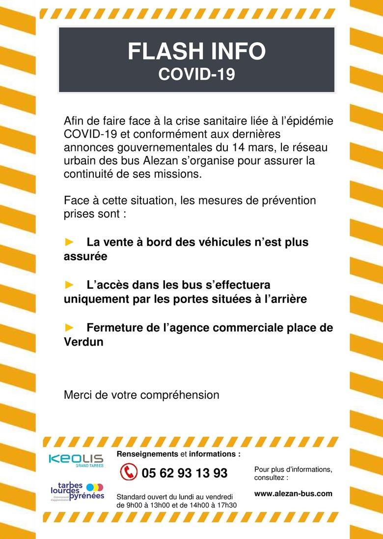 Flash info Réseau ALEZAN