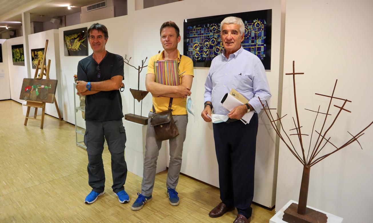 Loïc Ploteau et ILO s'exposent à la Médiathèque Lourdes