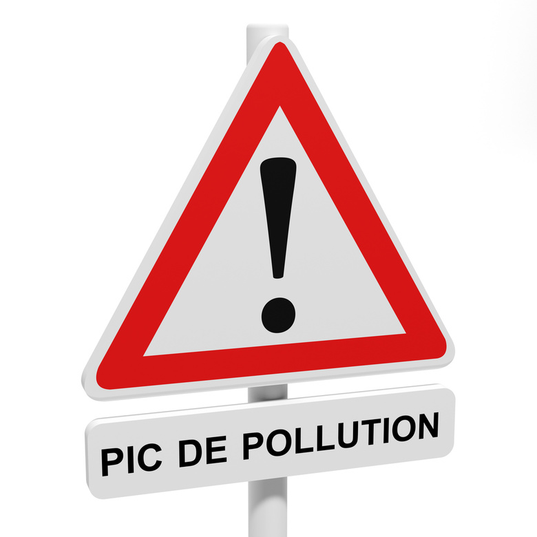 Pic de pollution sur le département 65