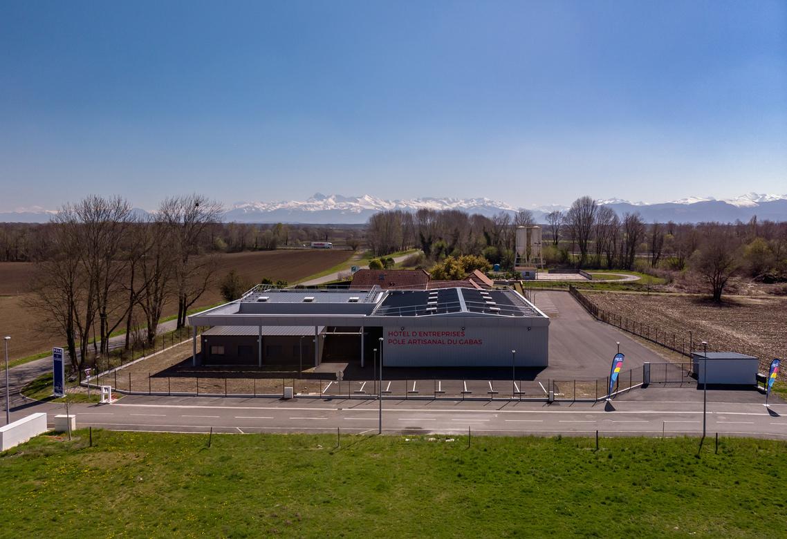 L'Hôtel Artisanal du Gabas inauguré