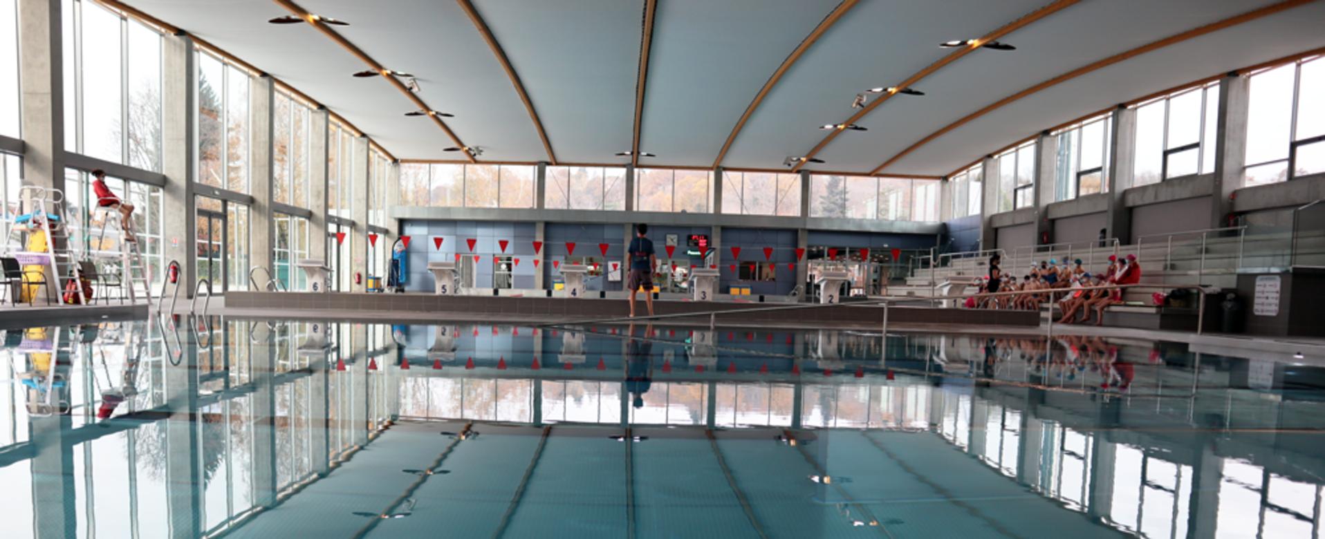 Le Complexe Aquatique de Lourdes est ouvert pour le public autorisé