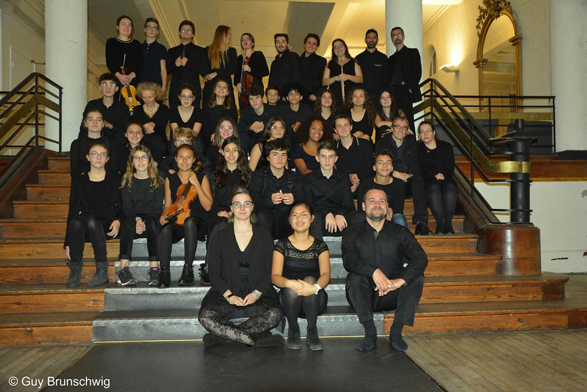 Concerts de clôture de l'Académie d'Orchestre