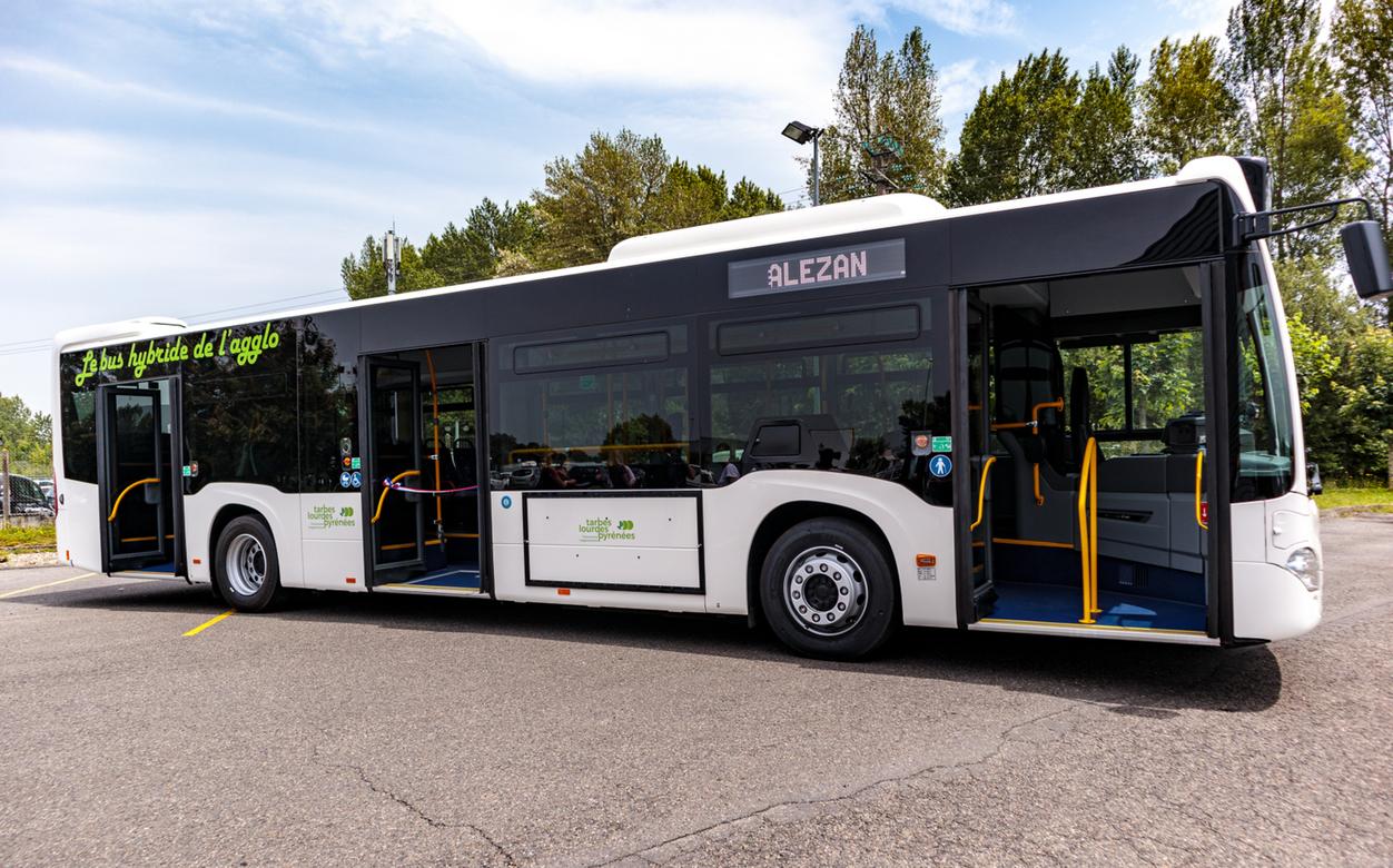 Mesures spéciales déconfinement  Réseaux de transports urbains / Alezan & CityBus