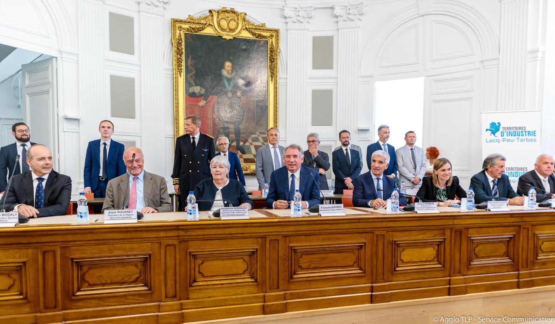 Territoire d'Industrie Lacq-Pau-Tarbes : l'accord est scellé