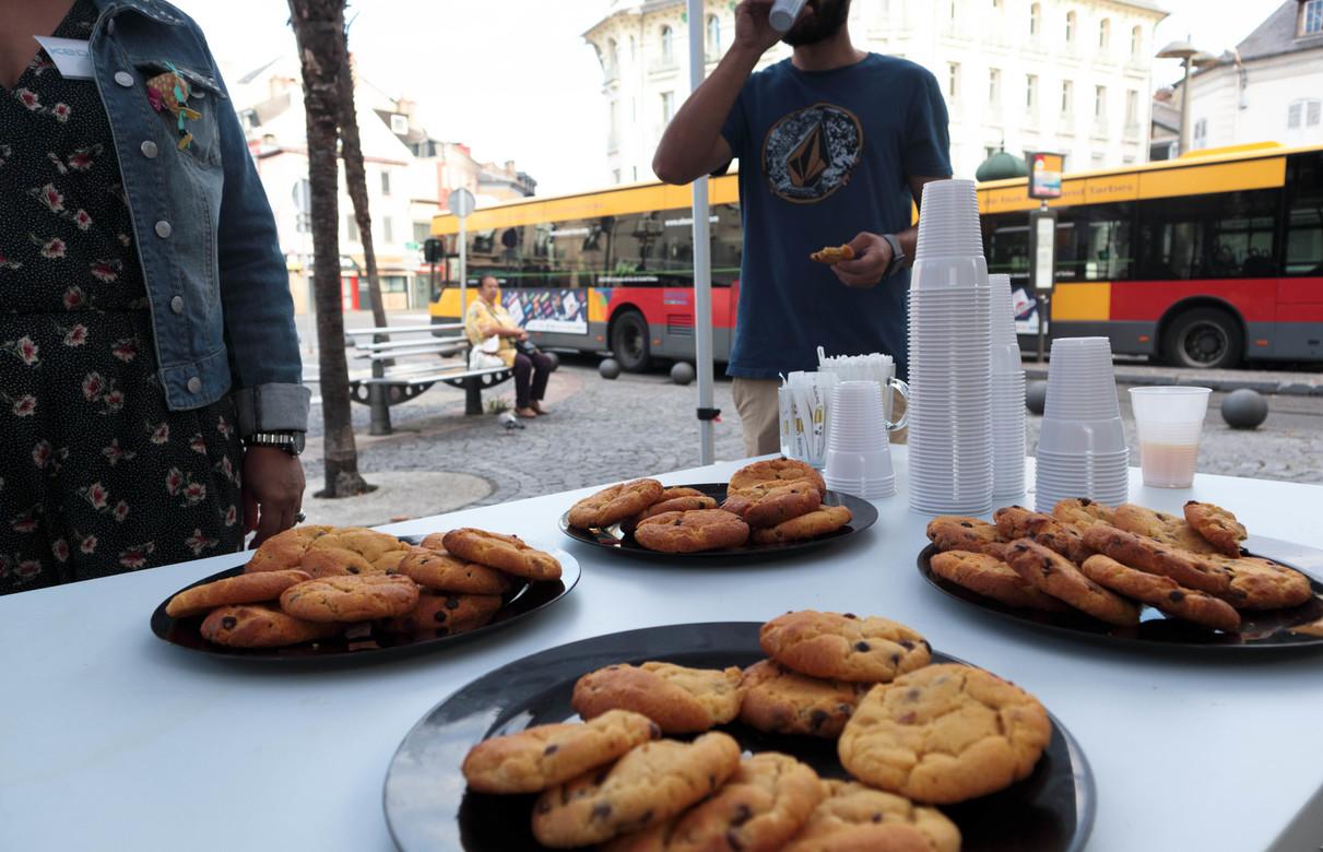 Une matinée gourmande offerte aux usagers des transports Alezan