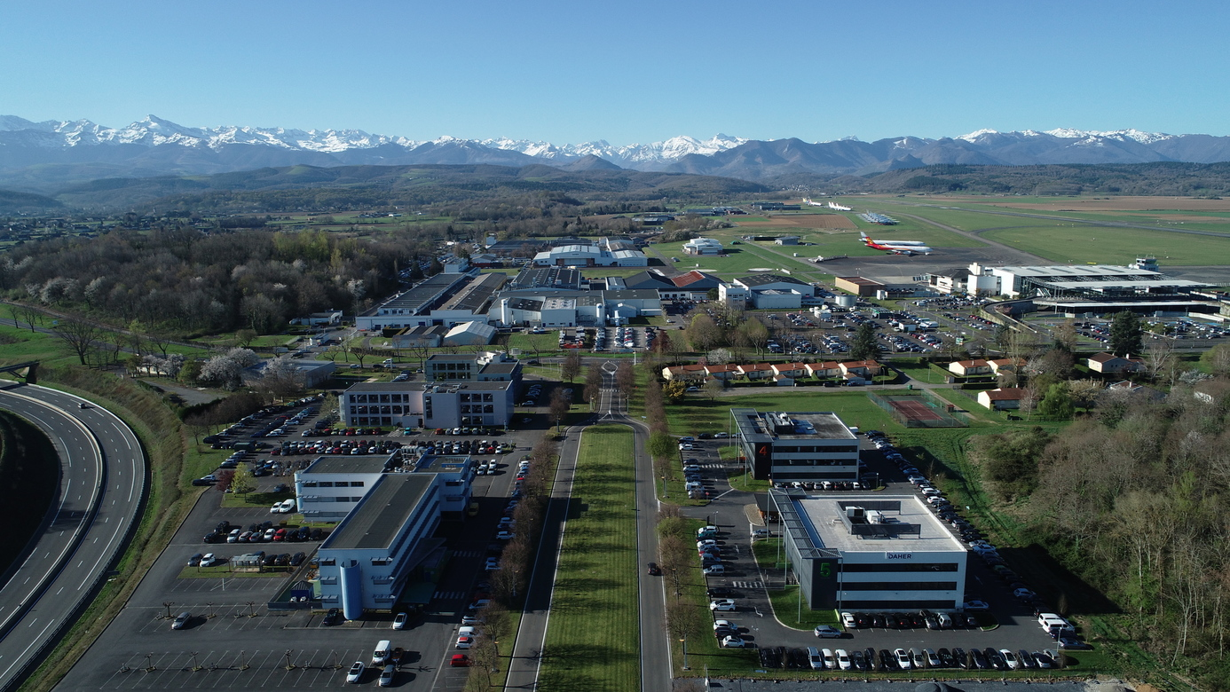 Pyrène Aéro-pôle-Pyrenia, nouveau site industriel clef en main