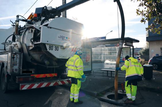 Information : Travaux de renouvellement du réseau d'eau potable à TARBES