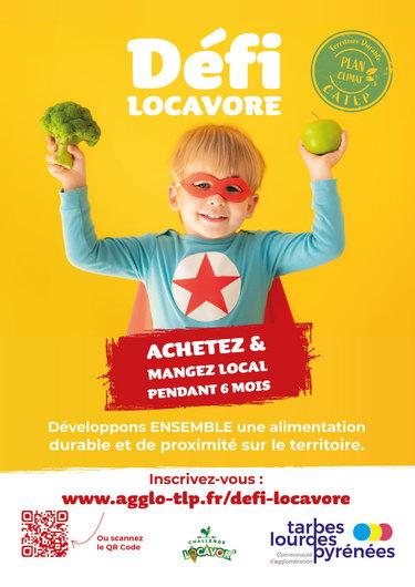 Pour participer au Défi Locavore, c'est maintenant !