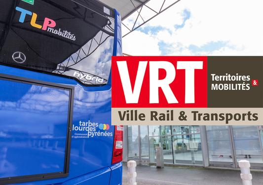 MOBILITÉ - L'agglo lauréate du Grand Prix des Villes Moyennes du Palmarès des mobilités