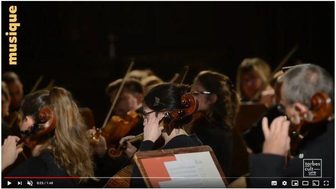 Concert du Nouvel An - Ensemble Instrumental de Tarbes