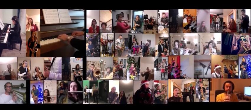 Voeux des Écoles de musique - En vidéo