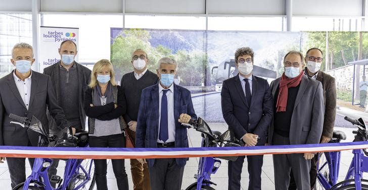La CATLP inaugure son nouveau réseau de transports en commun : TLP Mobilités
