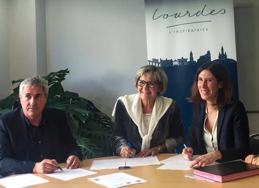 Un nouvel acte pour rénover les centres-villes de Tarbes & Lourdes