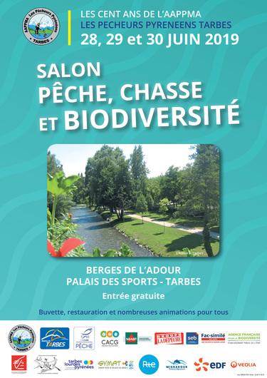Ce week-end s'ouvre le salon Pêche, Chasse et Biodiversité !