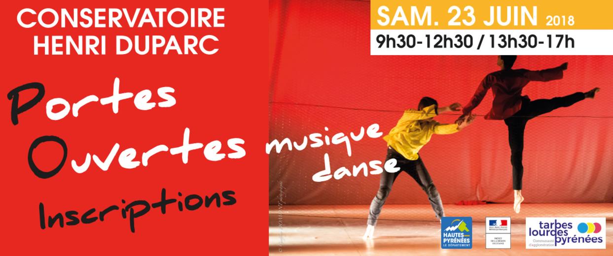 Portes Ouvertes Conservatoire Henri-Duparc