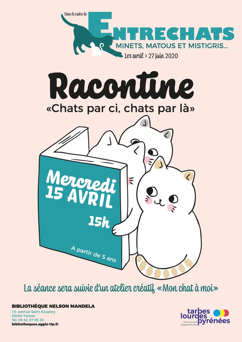 ANNULÉ Racontine