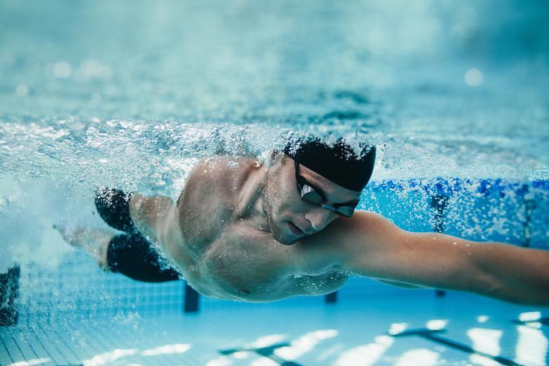 Championnat régional de natation au Centre Nautique Paul Boyrie