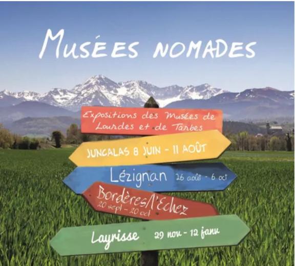 Musées Nomades - Voyage romantique dans les Pyrénées
