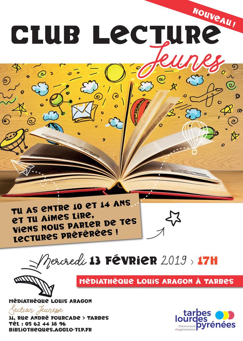 Club lecture Jeunes
