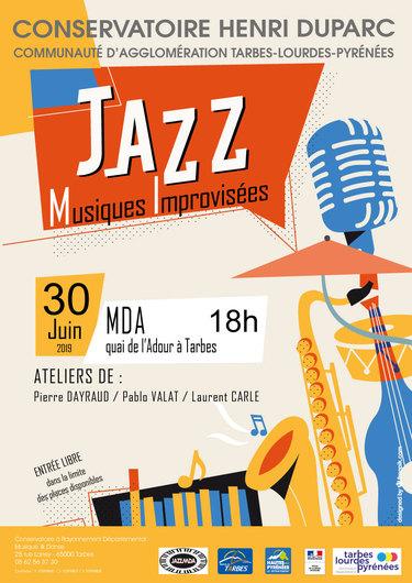 Concert Jazz & Musiques Improvisées