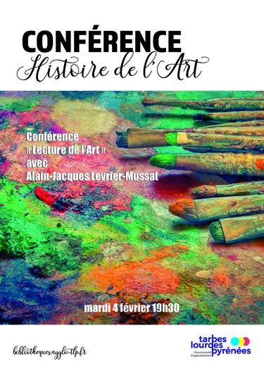 Lecture de l'art