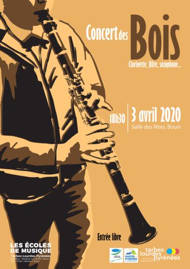 Concert des Bois / ANNULÉ