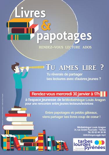Livres & papotages