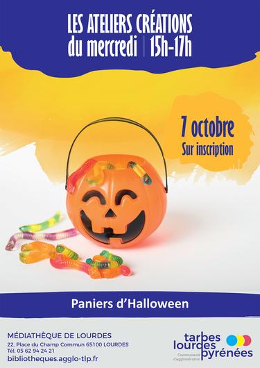 Atelier créatif - Spécial Halloween