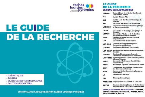 Guide de la Recherche
