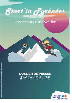 Dossier de presse Start'In Pyrénées