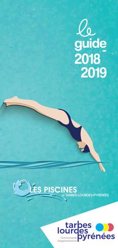 Guide des piscines 2018-2019
