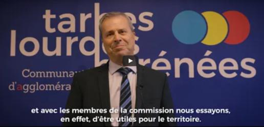 Yannick Boubée - Procédures administratives et mutualisation