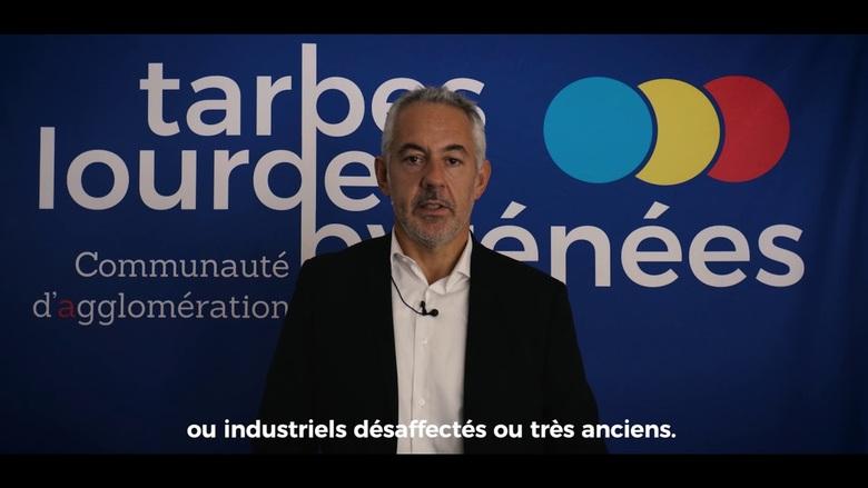 Jérôme Crampe - Valorisation des friches économiques