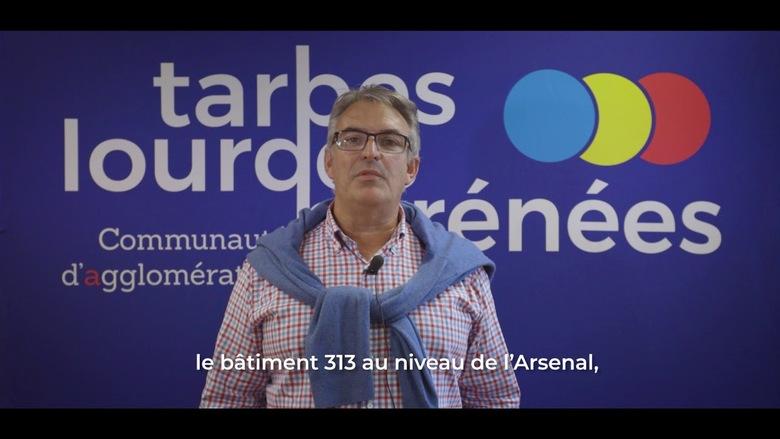 Jean-Claude Beaucoueste - Travaux et relations intercommunautaires