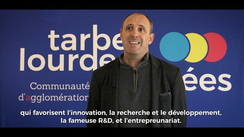 Fabrice Sayous - Recherche & Innovation