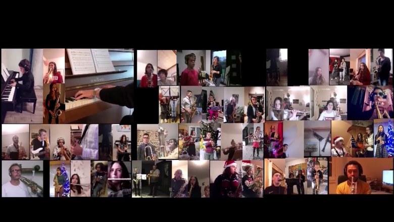 Voeux 2021 des Écoles de musique - En vidéo