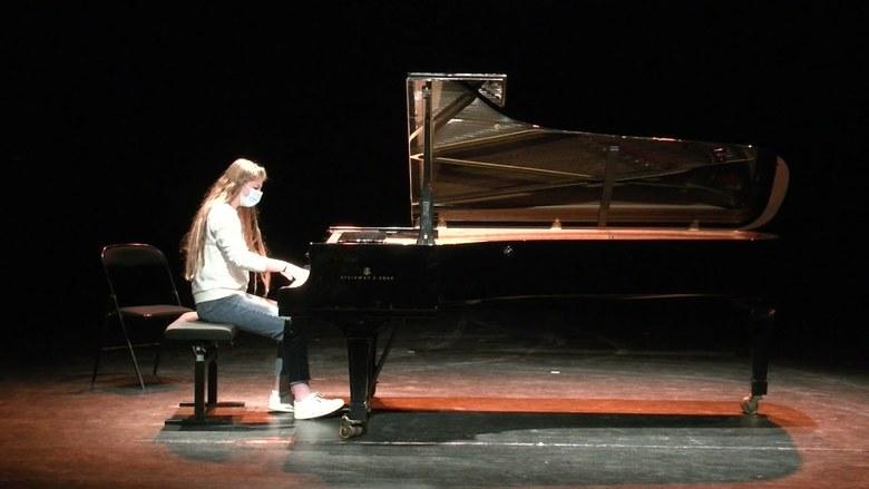 Concert clôture piano - 2 février 2021 Conservatoire Henri Duparc TLP